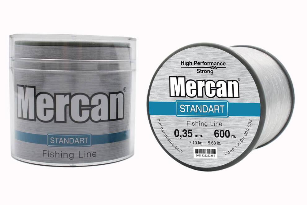 Mercan Standart <b>BEYAZ</b> Bobin Makara Misina