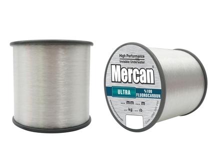 MERCAN MARKA ÜRÜNLER - Mercan Fluorocarbon Ultra 1000 m Makara Misina