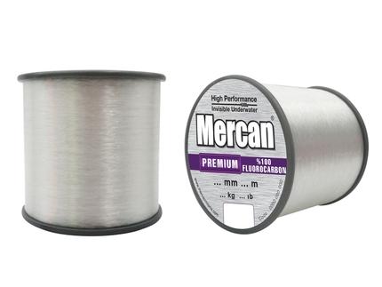 MERCAN MARKA ÜRÜNLER - Mercan Fluorocarbon Premium 1000 m Makara Misina