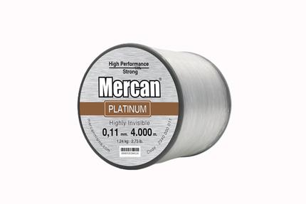 Mercan Platinum <b>BEYAZ</b> Bobin Makara Misina - Thumbnail