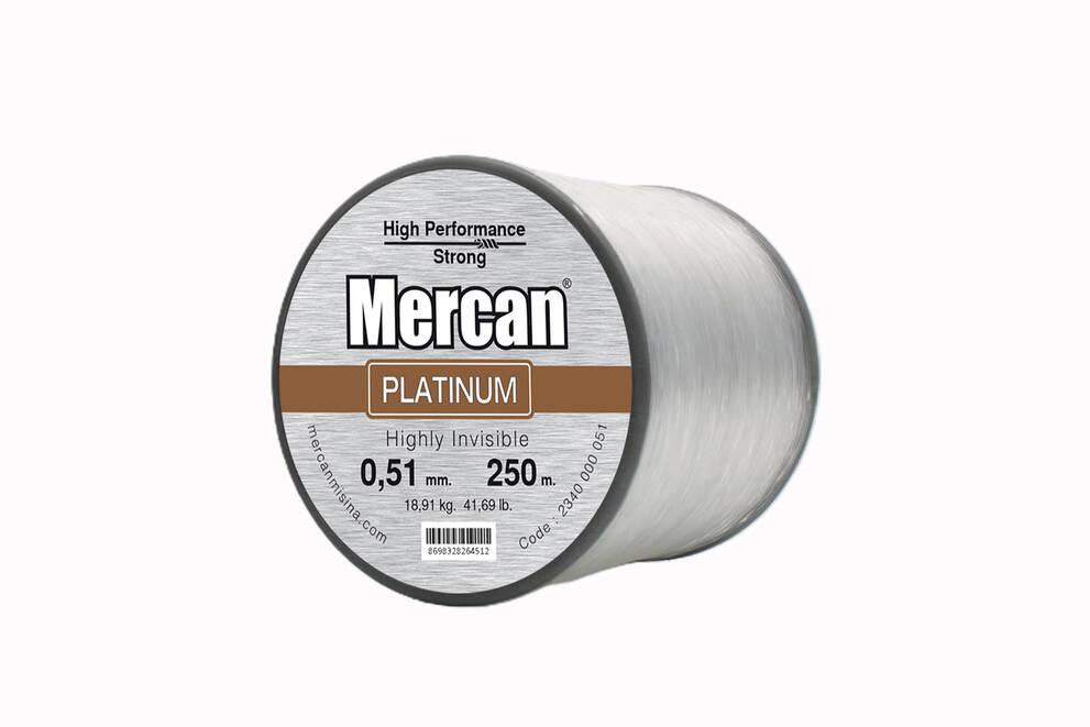 Mercan Platinum <b>BEYAZ</b> Bobin Makara Misina