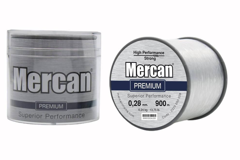 Mercan Premium <b>BEYAZ</b> Bobin Makara Misina