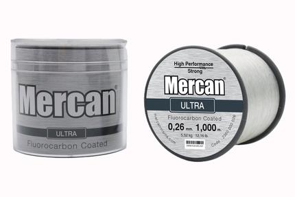 Mercan Ultra <b>BEYAZ</b> Bobin Makara Misina - Thumbnail